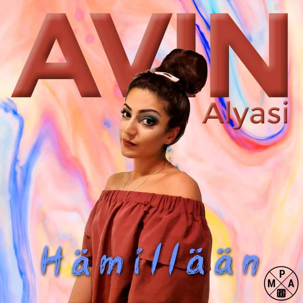 Avin Alyasi - Hämilllään cover art