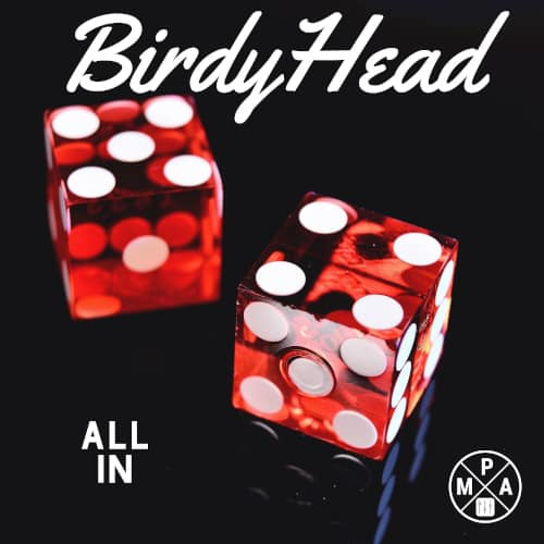 BirdyHead All In cover art