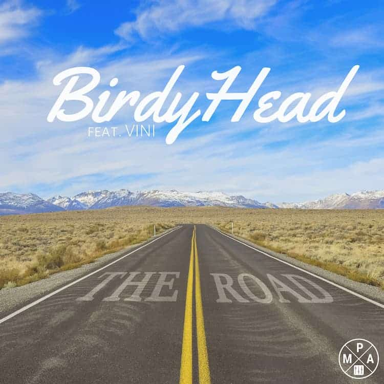 BirdyHead - The Road cover art