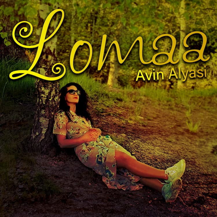 Avin Alyasi - Lomaa cover art