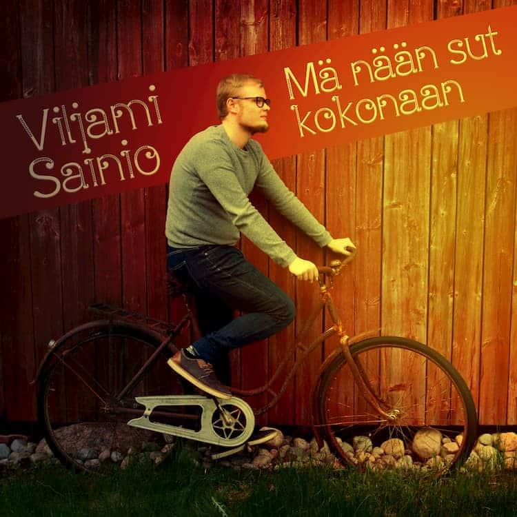Viljami Sainio - Mä nään sut kokonaan cover art