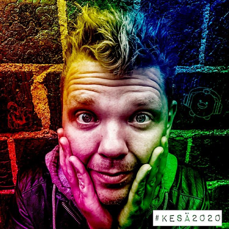 BirdyHead x Jari Uutela - #KESÄ2020 cover art