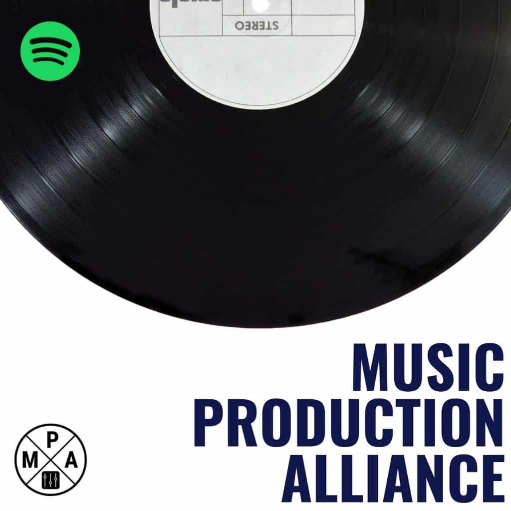 Music Production Alliance Spotify list