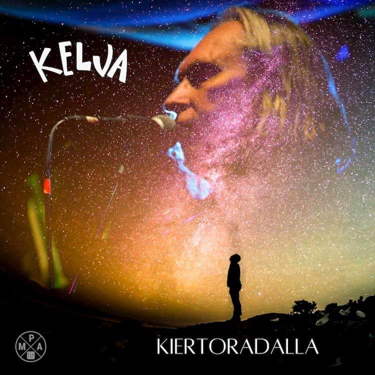 Kelja - Kiertoradalla cover art